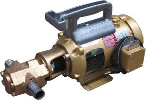 Goldstream 25gpm WVO Pump