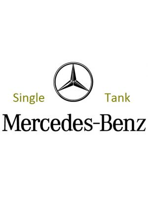 West Coast Single Tank Mercedes WVO Conversion Kit