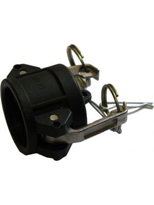 Cam Lock DC Dust Cap - 1