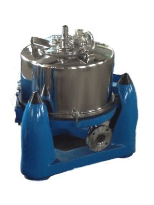 Perforated Basket Centrifuge 50KG Capacity