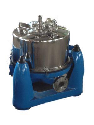Perforated Basket Centrifuge 50KG Capacity