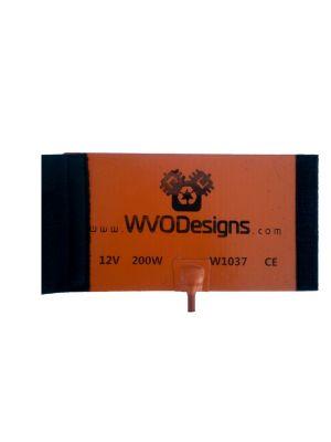200W 120V Filter Heater
